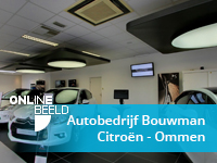 Virtuele tour Citroën dealer Bouwman Ommen