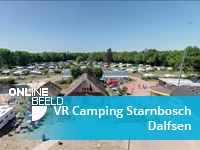 Demo Virtual Reality (VR) Camping Starnbosch