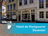 Virtuele tour Hotel de Vischpoorte