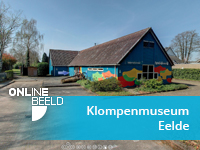 Virtuele tour Internationaal Klompenmuseum in Eelde