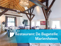Virtuele tour Restaurant de Bagatelle Marienheem