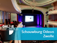 Virtuele tour Schouwburg Odeon - Zwolse Theaters