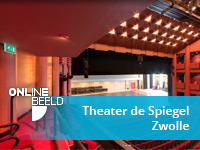 Virtuele tour Theater de Spiegel - Zwolse Theaters