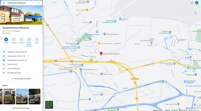 Integratie van Google Street View Trusted in Google Maps