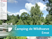 Virtuele tour Camping de Wildhoeve