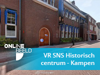 Demo Virtual Reality SNS Historisch Centrum Kampen