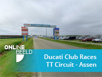 Virtuele tour Ducati Club Races TT Circuit Assen