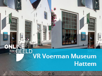 Virtual Reality Voerman Museum Hattem